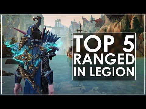 My Top 5 Best Ranged DPS Specs in WoW: Legion