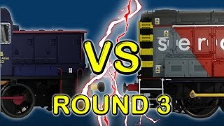 Battle of the Shunters - Round 3