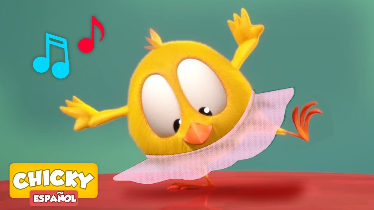 ¿Dónde está Chicky? 2020   EL BAILE DE CHICKY   Dibujos Animados Para Niños