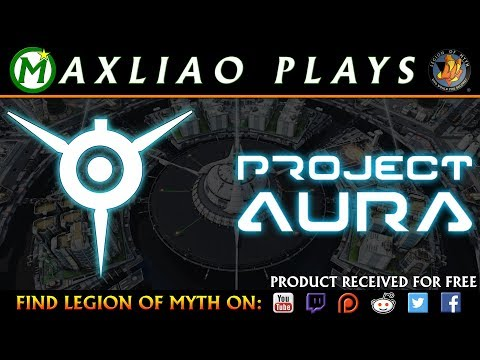 Project AURA | #01 | Not quite a Tutorial / First Look / Beginner's Guide (sort of)