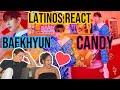 Latinos react to BAEKHYUN 백현 'Candy' MV REACTION | FEATURE FRIDAY ✌