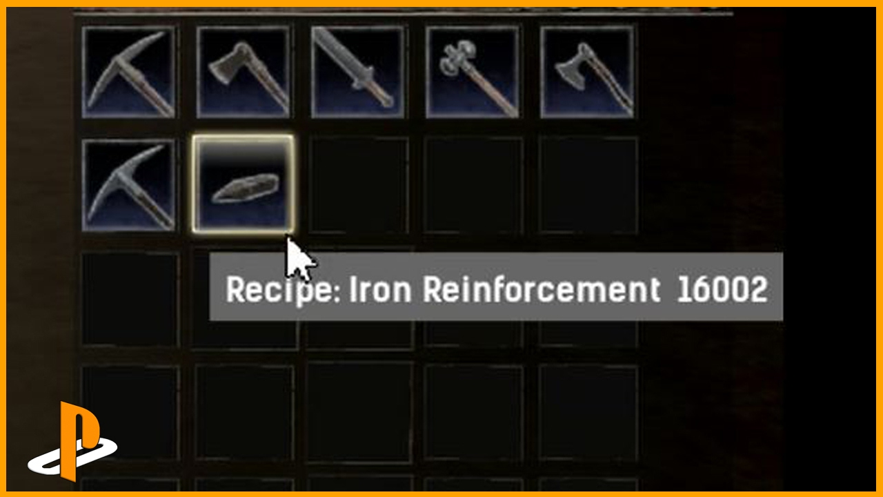 how to get iron ore conan exiles