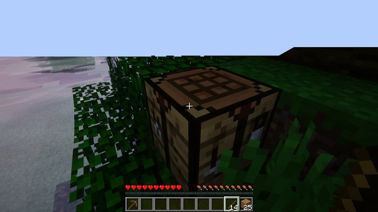 Antergos/Arch Linux - Minecraft 122.1223.122 Shaders Mod test - YouTube