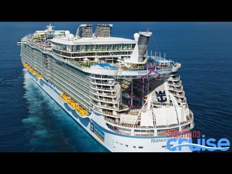 Pick a Cabin: Harmony of the Seas Deck Plan Decoder - YouTube Oasis Of The Seas Comparison