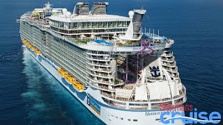 Pick a Cabin: Harmony of the Seas Deck Plan Decoder