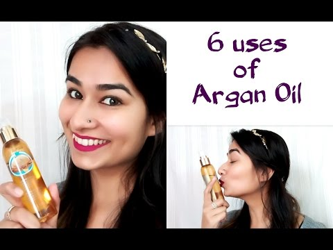 6 Benefits of Argan Oil for Hair & Skin | The Body Shop Wild