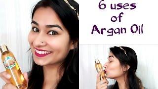 6 Benefits of Argan Oil for Hair & Skin | The Body Shop Wild Argan Oil