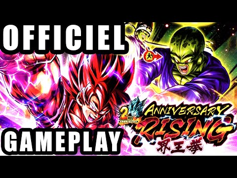 Gameplay GOKU SUPER KAIOKEN & PAIKUHAN Transfo DRAGON BALL LEGENDS