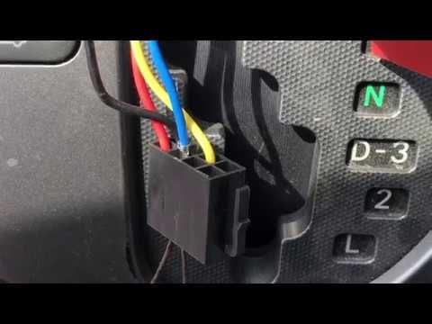 Как разобрать ISO фишку разъем для подключения автомагнитолы 4K How To Disassemble The ISO Connector