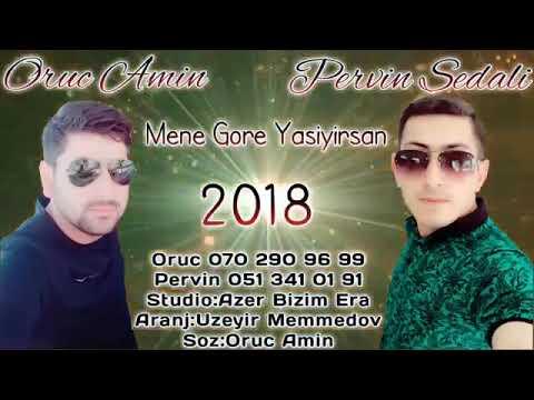 Oruc Amin Ft Perivini Sedali Mene Gore Yasiyirsan 2018