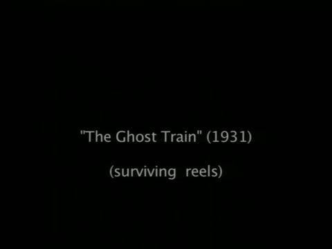 The Ghost Train [1931]