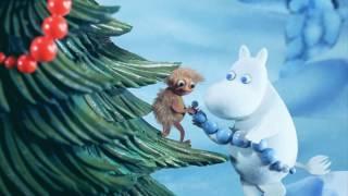 Смотреть клип Мумий Тролль - Зимняя Песня Муми-Троллей