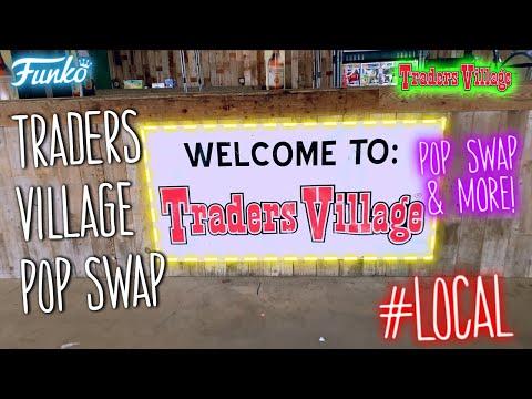 Traders Village | Pop Swap | Houston TX