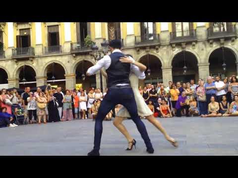 Маркос Айяла и Мора Годой - Аргентинское Танго. Барселона.