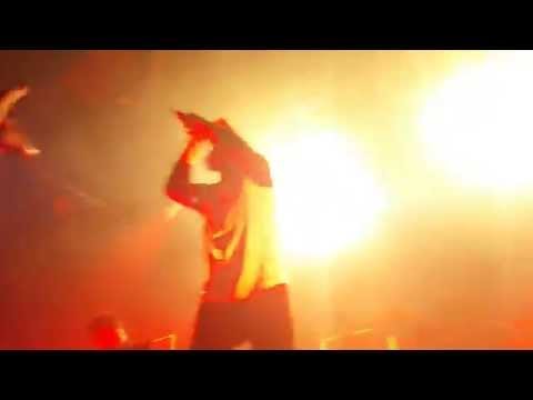 In flames like you better dead live 11 11 2015 bochum anders friden takes camera