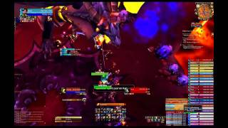 Sinestra vs Ensidia 25Man Heroic Hunter & Mage PoV (Cataclysm)