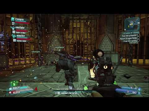 Borderlands 2 - Tiny Tina's Assault on Dragon Keep DLC - Mr MIZ!! |