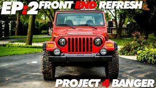 Project 4 Banger EP:2 Front End Refresh