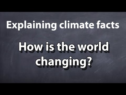 Explaining Climate Facts - 2/3 - More Energy, Warmer Planet