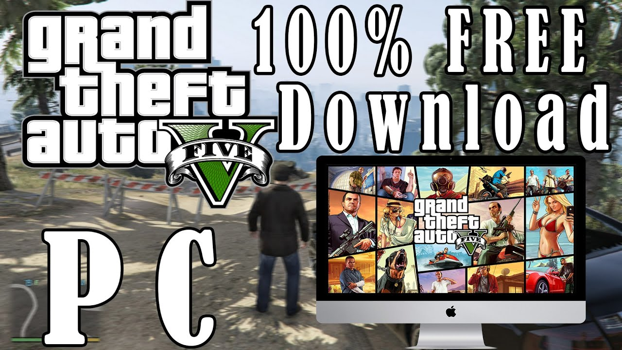 Free Download GTA 4 PC Games For Windows 7/8/8.1/10/XP