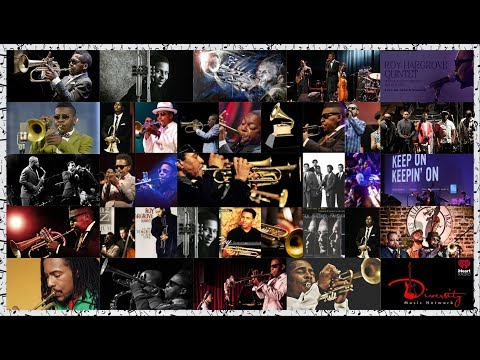 """Paying Homage """"The Trumpeter Roy Hargrove"""" 🎺🌹"""