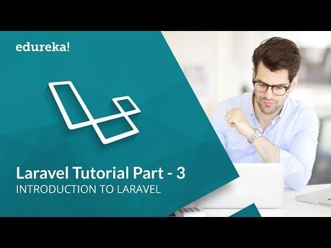 Laravel Tutorial For Beginners Part - 3 | Laravel Notification System | Laravel Training | Edureka