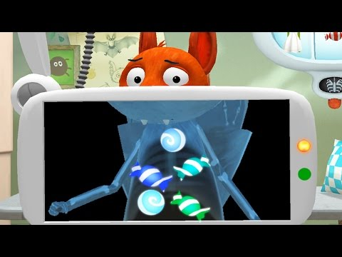 Fun Forest Animal Care - Kids Doctor Help Little Fox & His Forest Friends - Fun Animated Kids Games