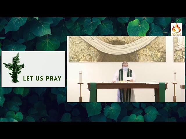 Adoration and Daily Mass @ Holy Spirit Lake Wales