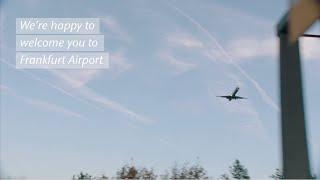 Frankfurt Airport startklar für unbesorgtes Reisen