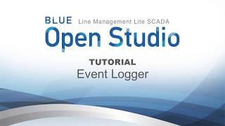 Video: BLUE Open Studio Tutorial #29: Event Logger