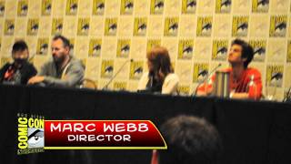 SDCC 2011: The Amazing Spider-Man Movie