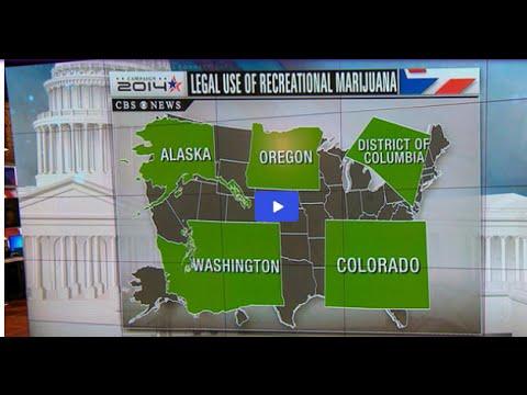 Colorado Dept Corrections Allows Recreational Marijuana
