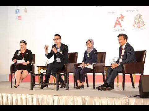 Thailand's Education Leader Symposium 2016 (Part 8/9)