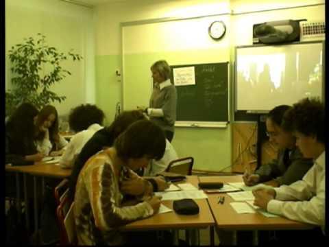 Презентация на тему «Урок немецкого языка в 8 классе