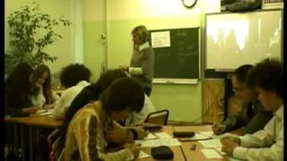 Урок немецкого языка, 11 класс, Прокофьева_С.Д., 2009