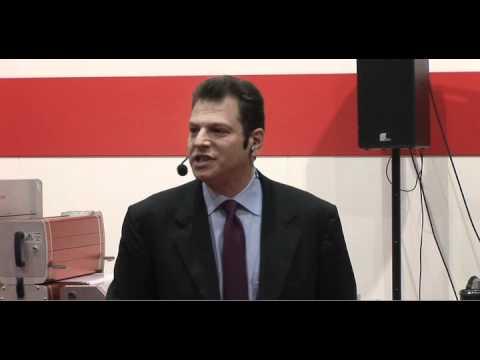 Trade  Presenter  Tony Beck
