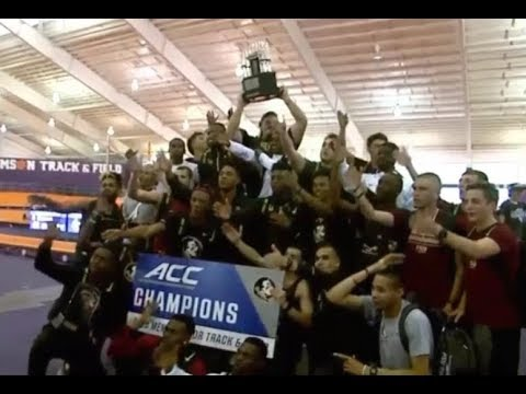 2018 ACC Indoor Track & Field Championships Day 2 Full