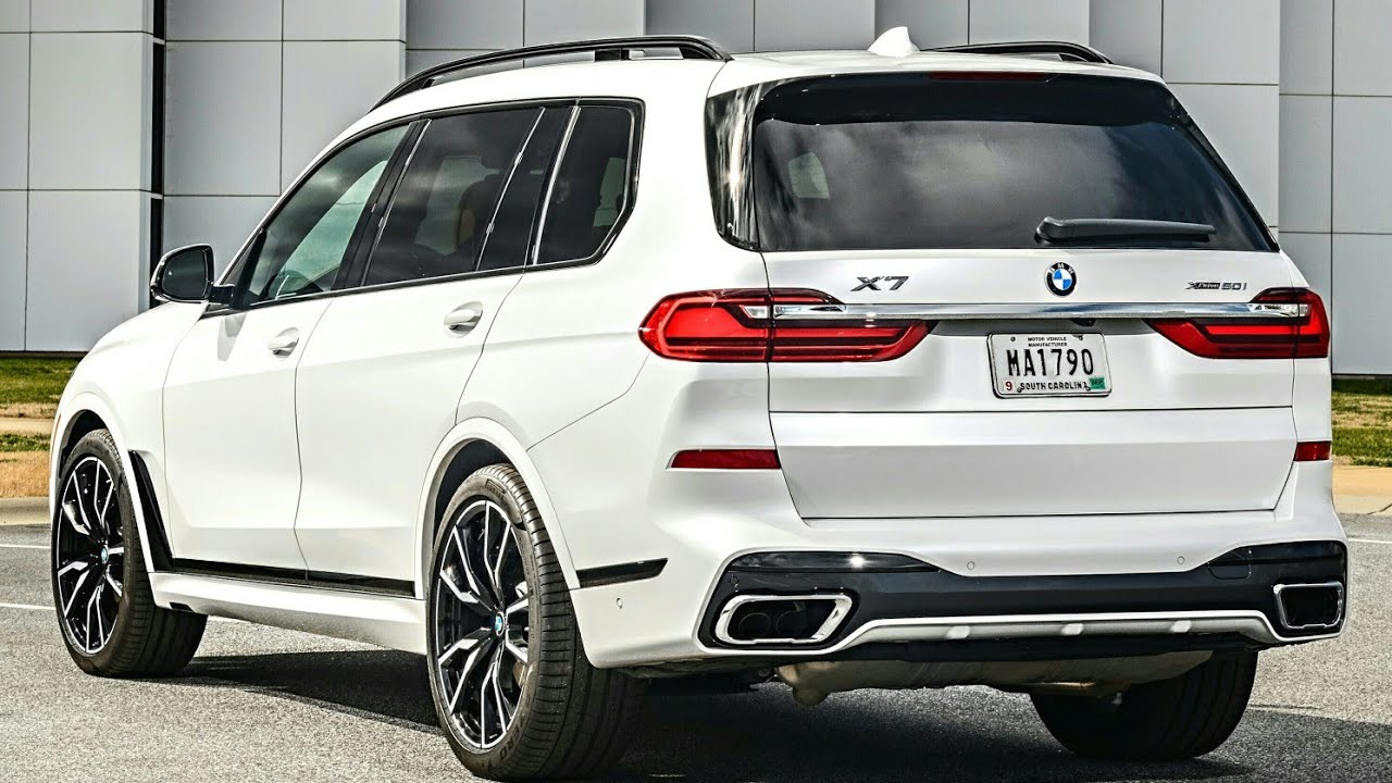 2020 BMW X7 Suv Specs and Review