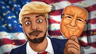 Gmod D-Run Funny Moments - Donald Trump Tower!