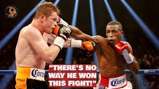 Canelo Alvarez vs. Erislandy Lara- Full Fight Highlights | HD