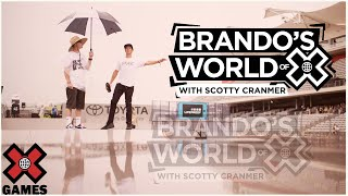 SCOTTY CRANMER: I Did A Halftime Show At Age 9 | World of X Games