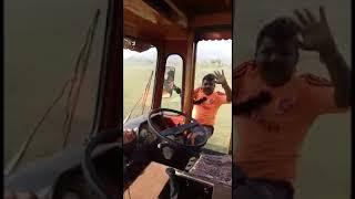 Truck Accident कमजोर दिल वाले पूरा वीडियो न देखें