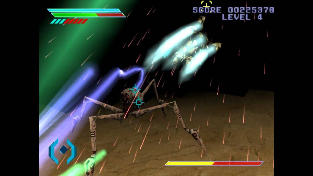 Omega Boost Gameplay