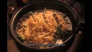 How to Make Pasta w/ Pan Seared Scallops