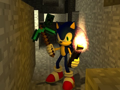 Minecraft map sonic adventure 2 city escape