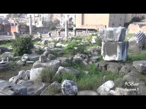 เที่ยวอิตาลี โรม Italy Part 3 (Roman Forum and Palatine Hill)