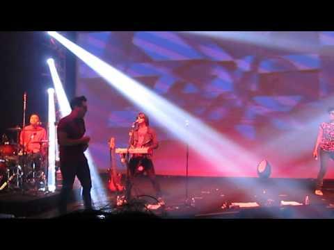 The upstairs feat David naif - Matraman live at Acreate Balai kartini