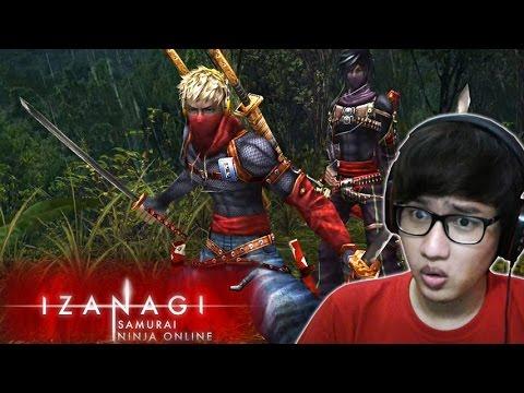Samurai Ninja! | IZANAGI Online - Indonesia | Android MMORPG