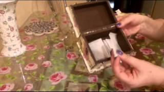 Изготовление аромо свечи.(В этом видео покажу как я делаю аромо свечи своими руками., 2013-06-26T16:22:17.000Z)