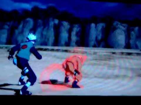 Naruto ultimate ninja strom naruto demon renard a neuf - Naruto renard ...